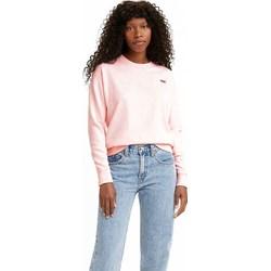 Levis - Womens Standard Crew Sweatshirt