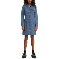 Levis - Womens Ellie Denim Dress