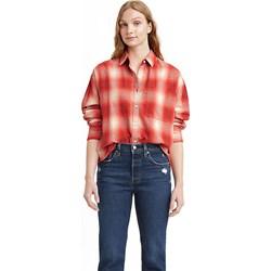 Levis - Womens Henri Flannel Shirt