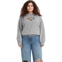 Levis - Womens Graphic Prism Crew Sweatshirt