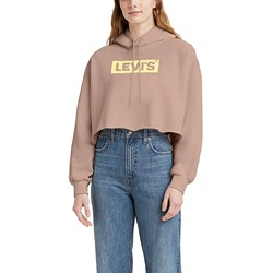 Levis - Womens Graphic Crop Prism T3 Hoodie