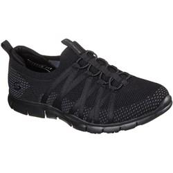 Skechers - Womens Gratis - Chic Newness Slip-On Shoes