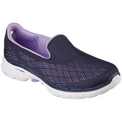Skechers - Womens Gowalk 6 - Cosmic Force Slip On Shoes