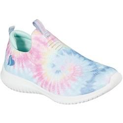 Skechers - Girls Ultra Flex - Groovin Vibes Shoe