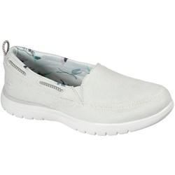 Skechers - Womens Skechers On-The-Go Flex - Tropical Heat Slip On Shoes