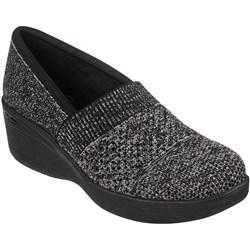 Skechers - Womens Pier-Lite - Wow Factor Slip On Shoes