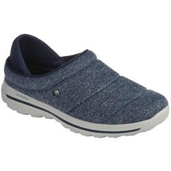 Skechers - Womens Skechers Gowalk Lounge - At Ease Slip On Shoes