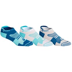 Asics - Womens Quick Lyte Plus 3Pk Socks