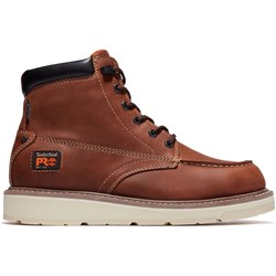 """Timberland Pro - Mens 6"""" Gridworks Wp Work Boot"""