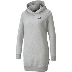 Puma - Womens Ess Hooded Fl Dress
