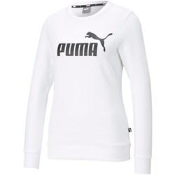 Puma - Womens Ess Logo Crew Fl