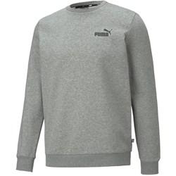 Puma - Mens Ess Small Logo Crew Fl Sweater