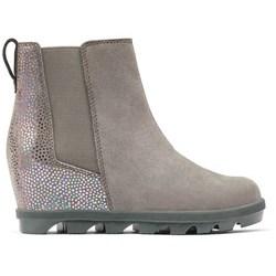 Sorel - Girls Joan Of Arctic Wedge Chelsea Boots