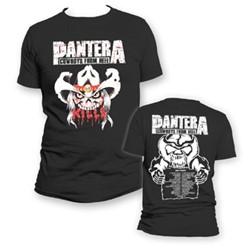 Pantera - Cfh Kills Mens T-Shirt In Black