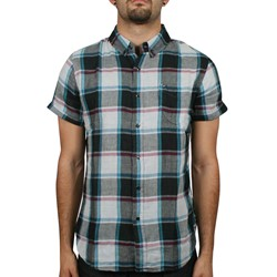 Obey - Kidsman (S/S)  Mens Woven Shirt in Graphite