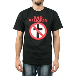 Bad Religion - Classic Buster Mens S/S T-Shirt in Black