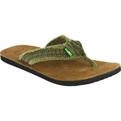 Sanuk - Mens Fraid Not Sandals