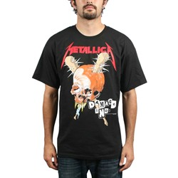 Metallica - Mens Damage Inc. Tour T-Shirt