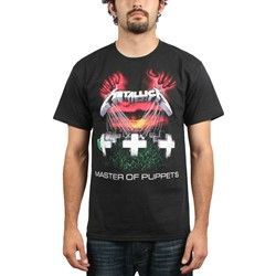 Metallica - Mens Master Of Puppets T-Shirt