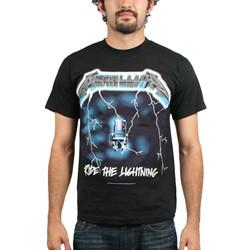 Metallica - Mens Ride The Lightning T-Shirt