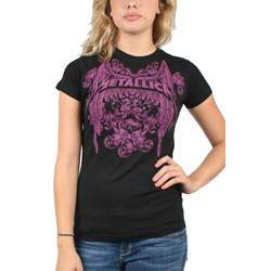 Metallica Winged Logo Juniors T-Shirt