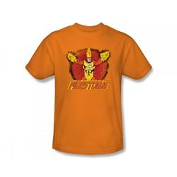 Firestorm - Ring Of Firestorm Slim Fit Adult T-Shirt In Orange