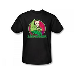 Dc Originals - Lex Luthor Slim Fit Adult T-Shirt In Black