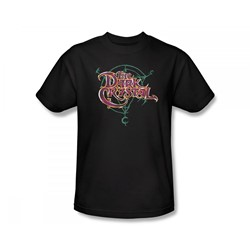 The Dark Crystal - Symbol Logo Slim Fit Adult T-Shirt In Black