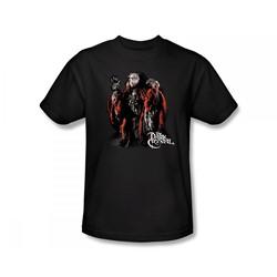 The Dark Crystal - Skeksis Slim Fit Adult T-Shirt In Black
