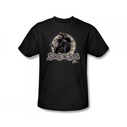 The Dark Crystal - Skeksis Slim Fit Adult T-Shirt In Black