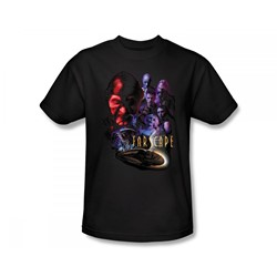 Farscape - Criminally Epic Slim Fit Adult T-Shirt In Black