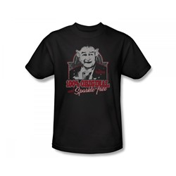 The Munsters - 100% Original Slim Fit Adult T-Shirt In Black