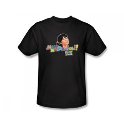 Punky Brewster - Holy Mac A Noli Slim Fit Adult T-Shirt In Black