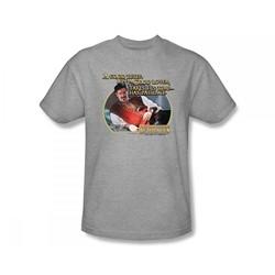 Xena: Warrior Princess - A Good Thief Slim Fit Adult T-Shirt In Heather