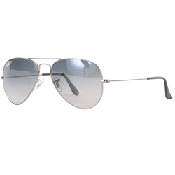 Ray-Ban RB 3025 Sunglasses in 004/78 Gunmetal