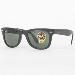 Ray-Ban - RB4105 041/71 Sunglasses In Matte Black