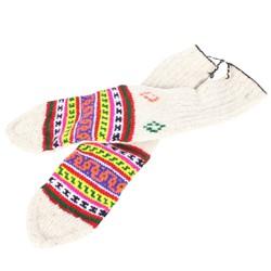 BodyPunks - Classic Wool Socks in Beige