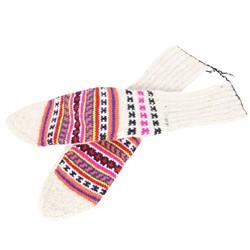 BodyPunks - Classic Wool Socks in Beige Part 2