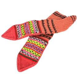 BodyPunks - Classic Wool Socks in Maroon