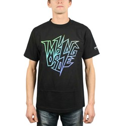 IMKING - Electric Feel Mens T-shirt in Black