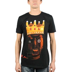Kanye West - Power Drip 40/1 Mens T-Shirt In Black