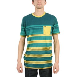 Hurley - Stryper Mens T-Shirt In Dijon