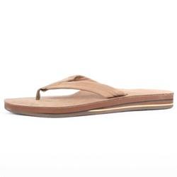 Rainbow - Mens Premier Leather Double Layer Sandals