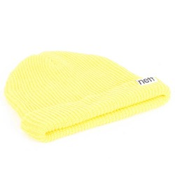 Neff - Fold Beanie in Yellow