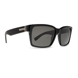 Von Zipper - Elmore Sunglasses In Black / Vintage Grey