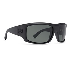 Von Zipper - Clutch Sunglasses In Black Satin-Sin