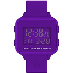LRG -  Watch in Purple