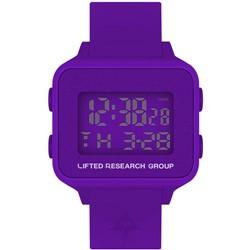 LRG -  Watch in Purple