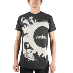 Bauhaus - The Sky'S Gone Out - Premium Mens T-Shirt In Coal