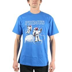 Primus - Astronaut Mens T-Shirt In Royal